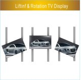 TV Display Lifting Rotation Equipment for Bar Performance etc