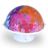 Special Design 8 Colors Change Romantic and Original Mushroom LED Small Night Light Table Lamp