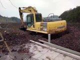 Cheap Construction Machinery Used Komatsu PC200-8 (crawler hydraulic machine)