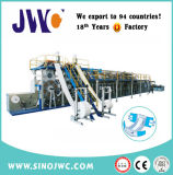 Full Servo Double Fluff Core Adult Diaper Machine Factory Price