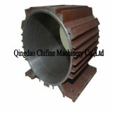 OEM Sand Casting Motor Frame by Foundry