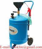 Pneumatic Oil Extractor Portable Liquid Dispenser 24L