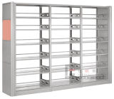 High Grade Aluminium Library Bookshelf-School Library Furniture