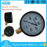 YE bellows pressure gauge