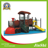 Thomas Series Children Outdoor Playground with Naughty Castle Tms-016