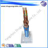 Flame Retardant/Cu Tape Overall Screened/PVC Sheathed/Computer Cable