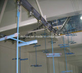 Bending Rail of Overhead Chain Conveyor System