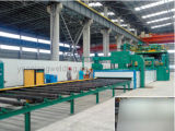 H-Beam Pre-Treatment Machine/ Heating/ Cleaning/ Painting Producing Line