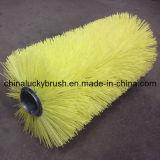 Nylon or PP Material Yellow Broom Roller Brush (YY-005)