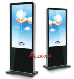 42 Inch Standing LCD Advertising Trade Show Display Digital Signage