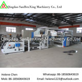 Hot Melt Ahdeisve Aluminium Foil Tape Coating Machine