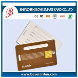 High Quality 13.56 MHz Contactless Smart Card with Hologram