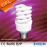 Ce RoHS Approved 100% Tricolor CFL Light Full Spiral 20W 25W 30W E27 Energy Saving Lamps