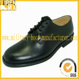 Genuine Leather Black Office Shoes