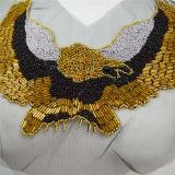 Fancy Fashion Metal Collar Necklace (HMC076)