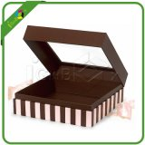 High Quality Paper Packaging Gift Box with Window