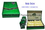 Eco Friendly Materials Rigid Cardboard High Quality Tea Packaging Box