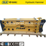 Open Mounted Hydraulic Rock Breaker for 50tons