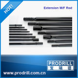 T51 Thread Speed Extension Rods for Hole Drilling
