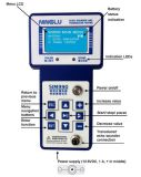 Echo Sounder and Transducer Tester with High Performance