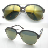 New Designed High Quality Hot Sell Man Metal Sunglasses
