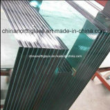15mm Tempered Glass with Charmfered and Polished Edge