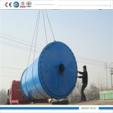 Top Quality Tyre Pyrolysis Plant for Tire and Plastic