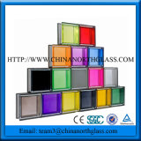 Clear and Color Glass Brick