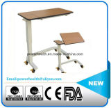 Hot Sale Patient Reading and Eating MDF Table
