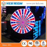 Mg13 P3.9/4.8/5.9mm Round/Circle/Circular LED Creative Screen