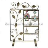 Wrought Iron Display Shelf for Earrings (wy-4463)