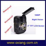 1080P Wearable Police Body DVR Wireless Police Body Worn Cameras