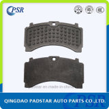 Stable Performance Truck Brake Pads Backing Plate