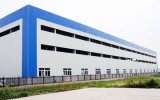 Steel Structure Workshop, Factory Plant (SSW 15027)