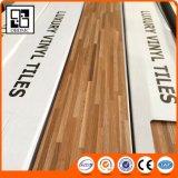 Colorful Wood Grain Unilin Click PVC Flooring