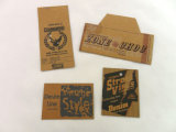 Wholesale Cheap Custom Kraft Paper Hang Tag