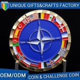 High Quality Antique Souvenir Metal Challenge Coin Collection
