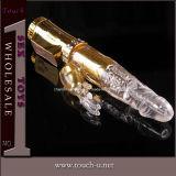 Long Dildo Vibrator for Women Sexual Pleasure (TVR015)