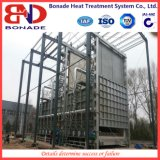 Large Natural Gas Car Type Furnace for Large Workpiece Annealing-Trolley Furnace
