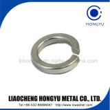 Ss304 S316 A4/A2 Stainless Steel DIN7980 Spring Lock Washer