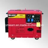 4kw Red Color Canopy Diesel Generator Set (DG5500SE)