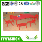 MDF with Melamine Board Baby Table Sets (KF-08)