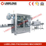 Double Heads Labeling Machine for Mineral Water Production Line