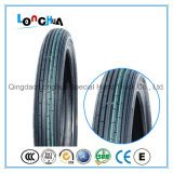 ISO9001 Approved Natural Rubber Top Quality Motorcycle Front Tire