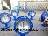 ANSI Wcb Class 150/300 Metal Seats Triple Offset Butterfly Valves