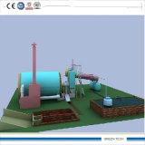 Waste Management Type Plastic Pyrolysis Plant
