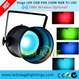 COB LED PAR 150W RGB as Disco Light