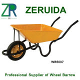 Plastic Tray Wheel Barrow/ Garden Wheel Barrow (WB5007P)