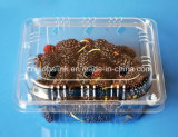 Clamshell Bilster Fruit Packaging Container for Blueberry Strawberry
