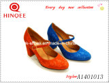 Pretty High Heel Lady Dress Shoes A1401013